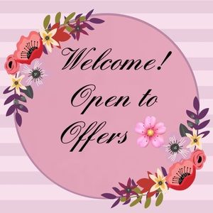 Welcome! I'm open to all offers
